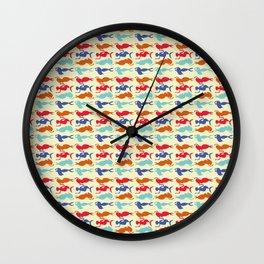 Sirenas Wall Clock
