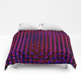 Infinity Cubed Comforters