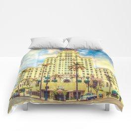El Cortez Comforters