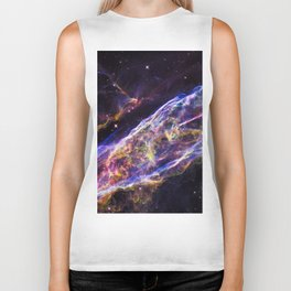 Witch's Broom Nebula Biker Tank