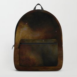 Space Clouds and Stars of the Universe Backpack