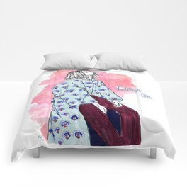 Dream On. Comforters