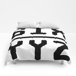 6IX YYZ Comforters