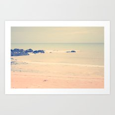 A Dream With You In It Art Print