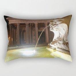The Pantheon #02 Rectangular Pillow
