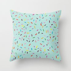 Sprinkle It! Throw Pillow