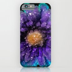 Crystalized Flowers iPhone 6s Slim Case