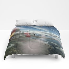 Dogfight Comforters