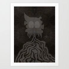 Earl. Art Print