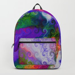 Twirly Whirly Backpack