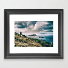 In Every Walk with Nature... Framed Art Print