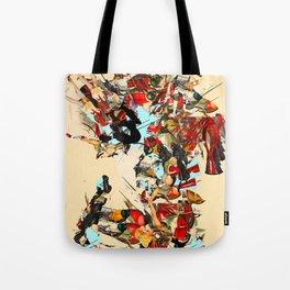 non-headed trogon Tote Bag