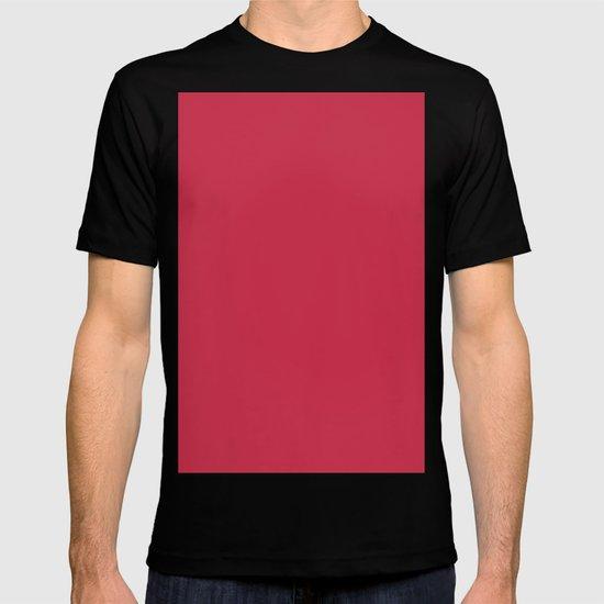 French raspberry T-shirt