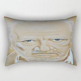 Niels Arestrup Rectangular Pillow