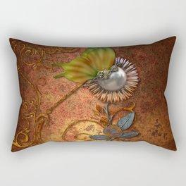 Steampunk butterfly Rectangular Pillow