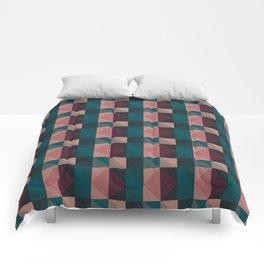 Grayskull Plaid Comforters