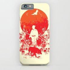 red sun Slim Case iPhone 6