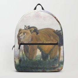 Bear Family Backpack