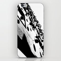 Barna Love B&W iPhone & iPod Skin