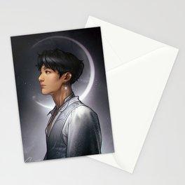 Lunar Jungkook Stationery Cards