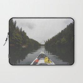 Live the Kayak Life Laptop Sleeve