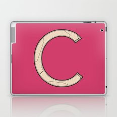Alphabet #3 Laptop & iPad Skin