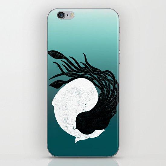 Sea Frenemies iPhone & iPod Skin