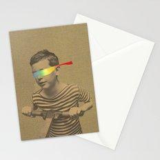 Occhiali cromodimensionali Stationery Cards