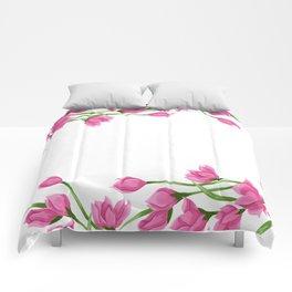 Roses crown Comforters