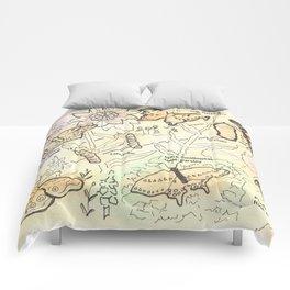 Urban Garden Comforters
