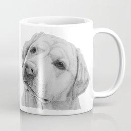 Labrador retriever - yellow G Coffee Mug
