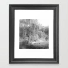 Diversion Framed Art Print