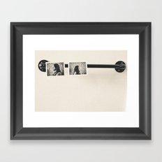 viva II Framed Art Print