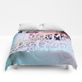 IceCream B*tch Comforters