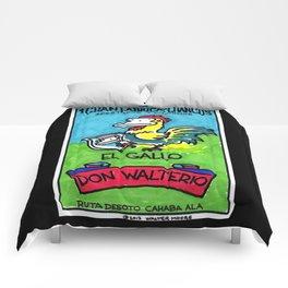 Loteria Ape #1: El Gallo Comforters