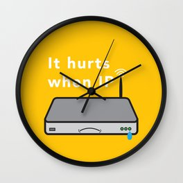 It Hurts When IP Wall Clock