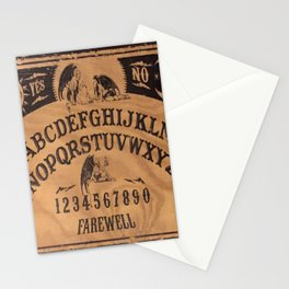 Ouija Stationery Cards