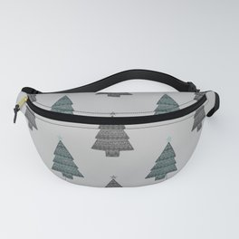 ornamental! green sm. Fanny Pack