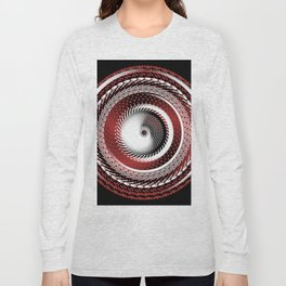 Spinning Out of Control Long Sleeve T-shirt