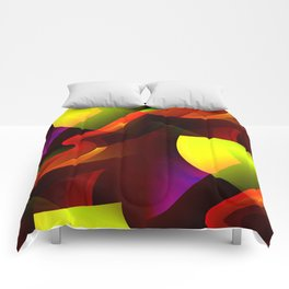 Garnish-With.... Comforters