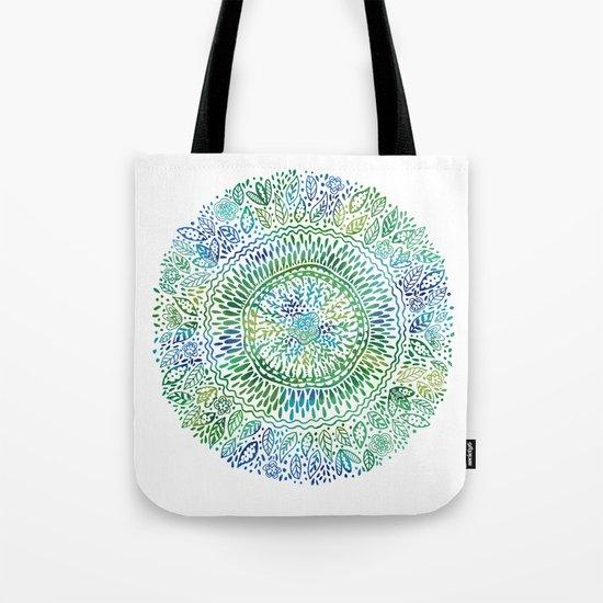 Intricate Nature  Tote Bag