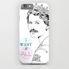 I Want It All iPhone 6s Slim Case