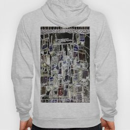 Abstract cityscape Hoody