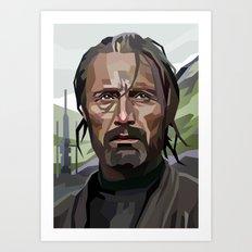 SW#76 Art Print