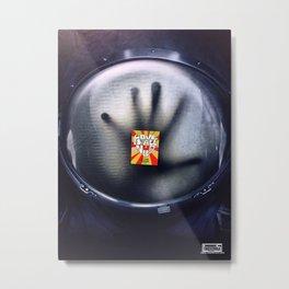Space love Metal Print