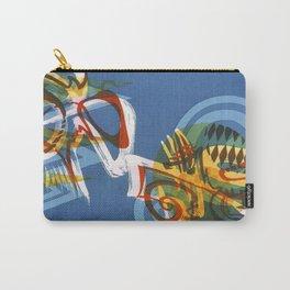 Colour Pop Blue Carry-All Pouch