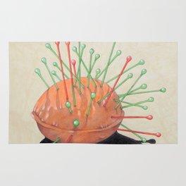 pincushion n. 4 Rug