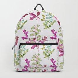Floral 21 Backpack