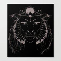 Sekhmet Canvas Print