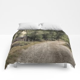 End of the Road Comforters
